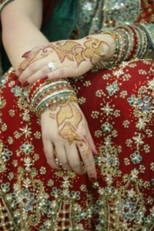 New Wedding-Bridal Latest Mehndi Designs for Hands and Feet Pictures-Images-9