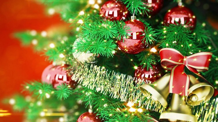Christmas-X Mass Jingle Bell-Ornaments-Carols-Vector-Tree Decoration Seasons Greeting Card Images-Photos-2