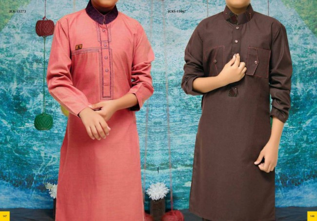Junaid Jamshed Smart j. Men-Boys Winter Wear Kurta-Pajama-Shalwar New Fashion Catalogue-4