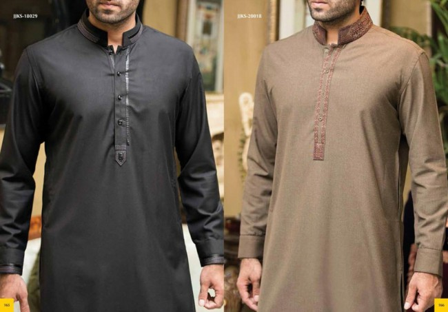 Junaid Jamshed Smart j. Men-Boys Winter Wear Kurta-Pajama-Shalwar New Fashion Catalogue-5