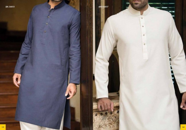 Junaid Jamshed Smart j. Men-Boys Winter Wear Kurta-Pajama-Shalwar New Fashion Catalogue-6