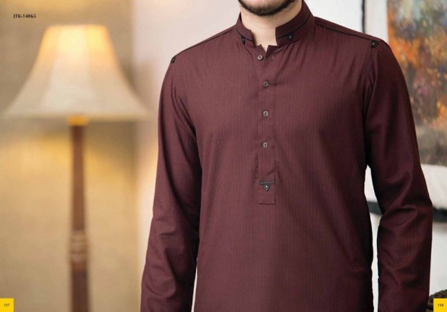 Junaid Jamshed Smart j. Men-Boys Winter Wear Kurta-Pajama-Shalwar New Fashion Catalogue-8