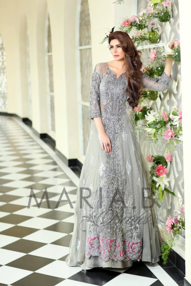 Latest Fashionable Dress Designer Maria B Wedding-Bridal for Brides-6