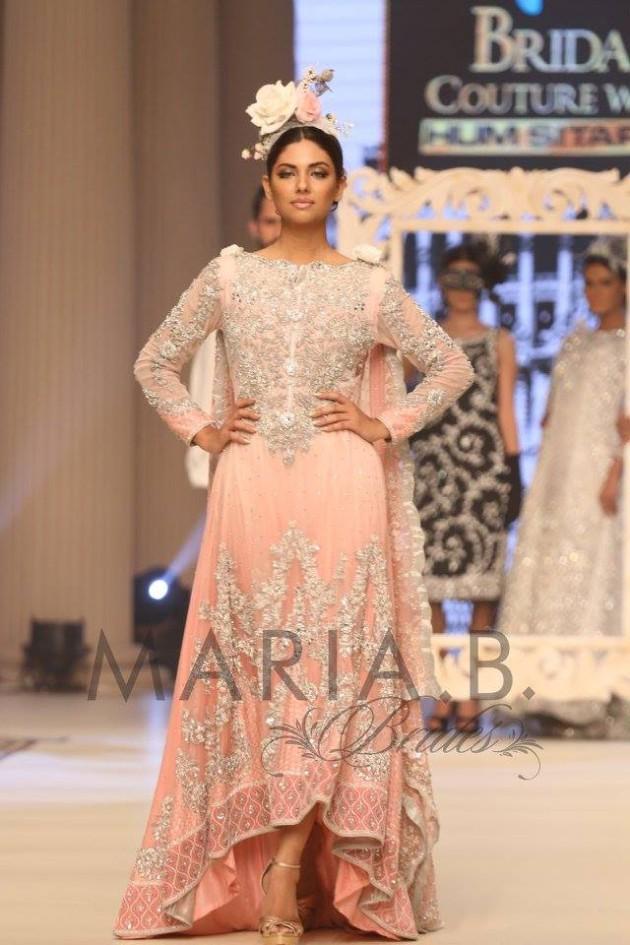 Latest Fashionable Dress Designer Maria B Wedding-Bridal for Brides-7