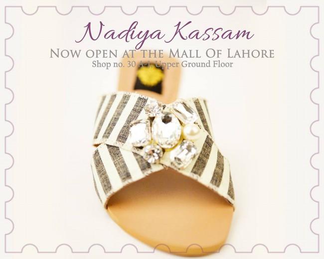 Nadiya Kassam Newest Winter Footwear-Shoes-Chappal for Girls-Women-2