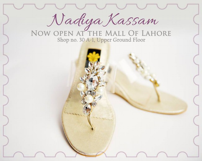 Nadiya Kassam Newest Winter Footwear-Shoes-Chappal for Girls-Women-9