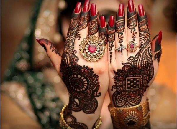 Latest Beautiful Fashion World New Stylish Wedding Bridal Arabic Henna Mehndi Designs Images 2016 For Brides Dulhan Hands Feet,Free Interior Design Proposal Template