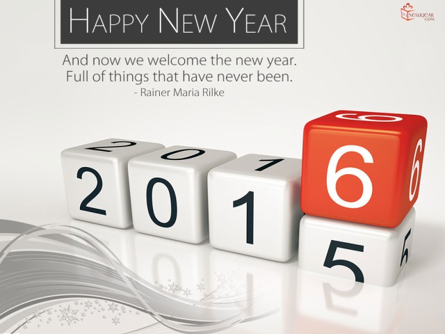 New Year 2016 Cards Images-Pics-Happy New Year Wishes Greeting Card Photos-Pictures-9