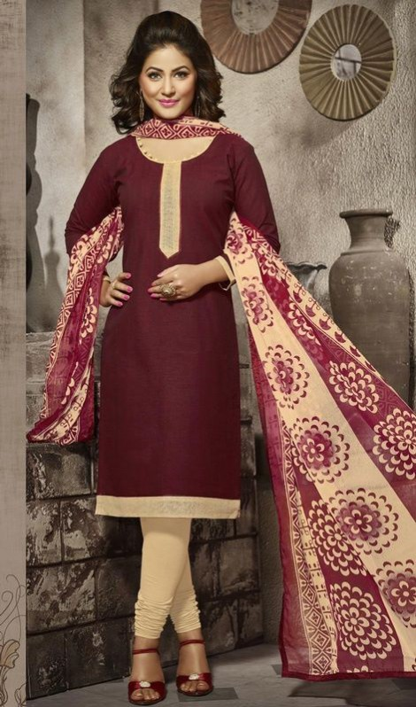 Anarkali Churidar Frocks-Shalwar-Kameez Latest Outfits-Suits by Kaneesha-11
