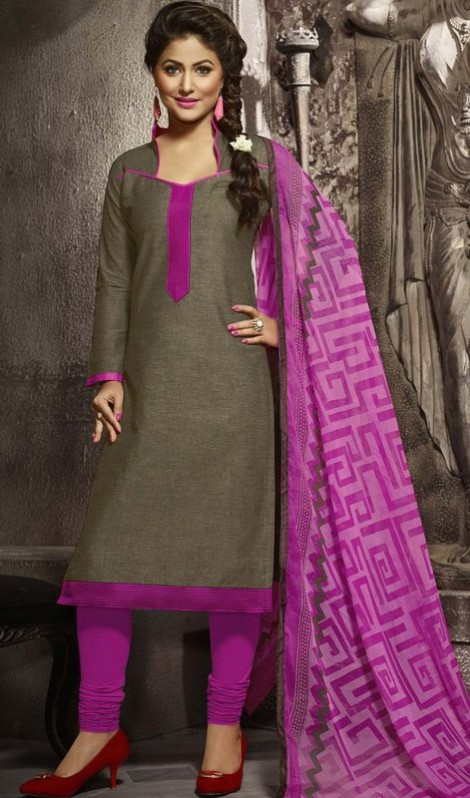 Anarkali Churidar Frocks-Shalwar-Kameez Latest Outfits-Suits by Kaneesha-4