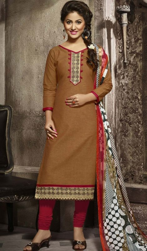 Anarkali Churidar Frocks-Shalwar-Kameez Latest Outfits-Suits by Kaneesha-5