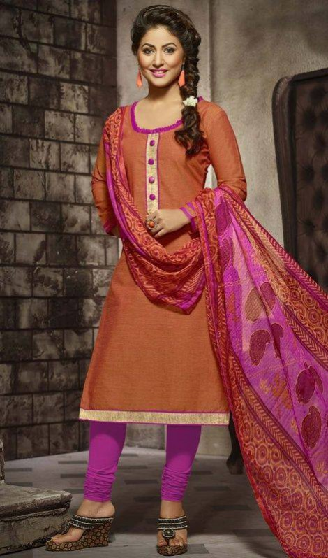 Anarkali Churidar Frocks-Shalwar-Kameez Latest Outfits-Suits by Kaneesha-6