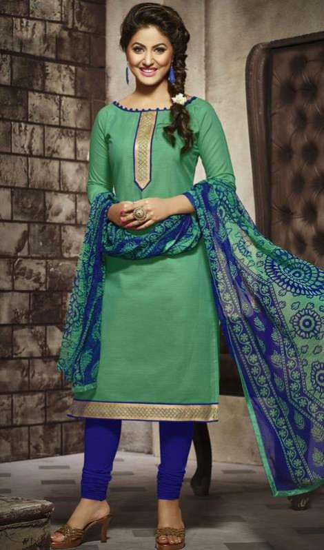Anarkali Churidar Frocks-Shalwar-Kameez Latest Outfits-Suits by Kaneesha-9