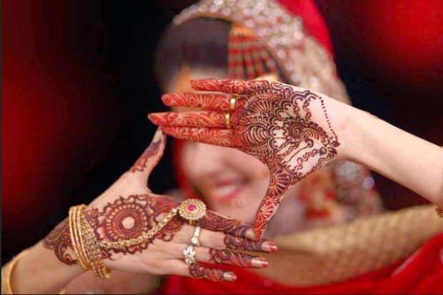 Bridal-Wedding Mehndi Designs for Full Hands-Feet Front and Back Latest Fashion Mehendi-