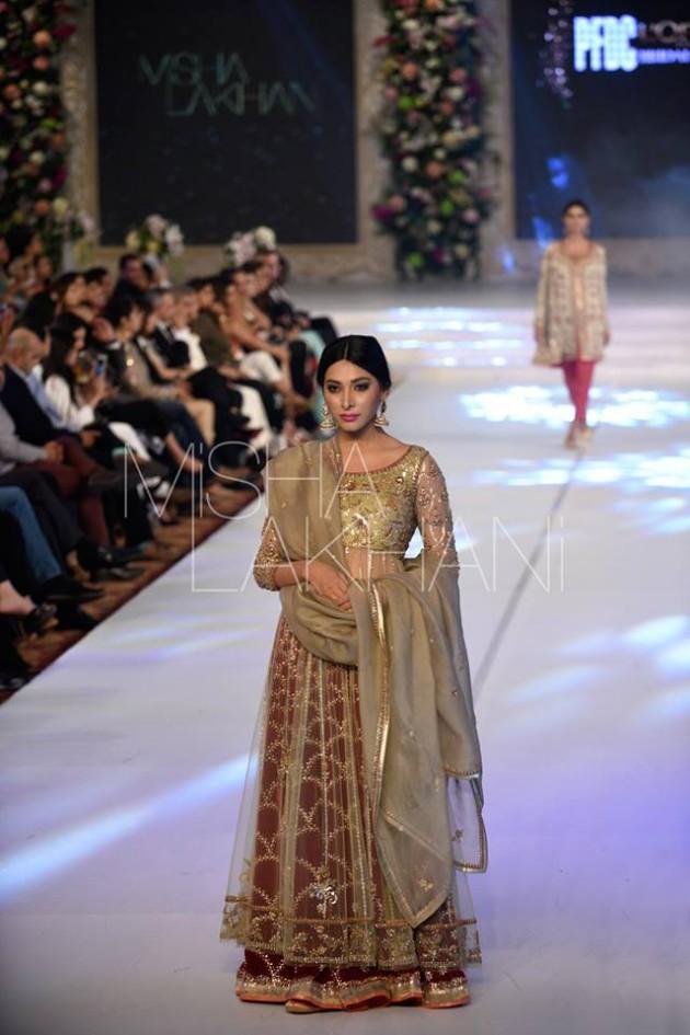 Bridal-Wedding Wear Latest Marvelous Dresses 2016 by Fashion Designer Misha Lakhani-2