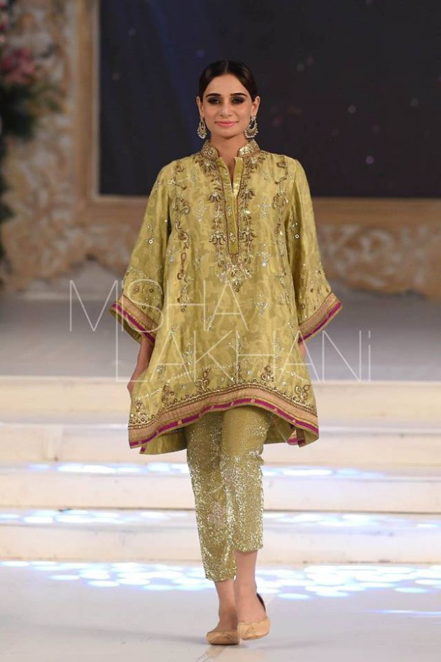 Bridal-Wedding Wear Latest Marvelous Dresses by Fashion Designer Misha Lakhani-4