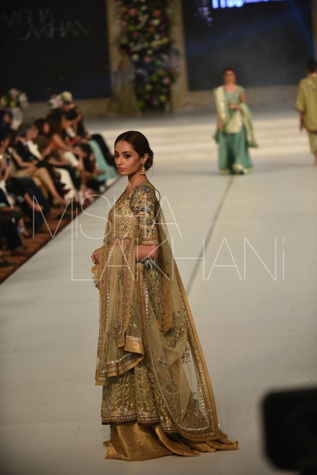 Bridal-Wedding Wear Latest Marvelous Dresses by Fashion Designer Misha Lakhani-6