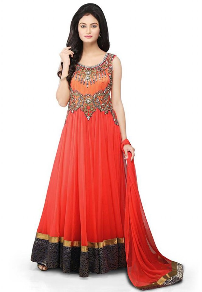 latest beautiful fashion world latest fancy dresses utsav