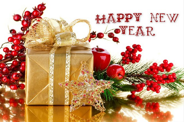 New Year Card Design Images-Happy New Year Background Greeting Card Wallpapers-Pictures-10