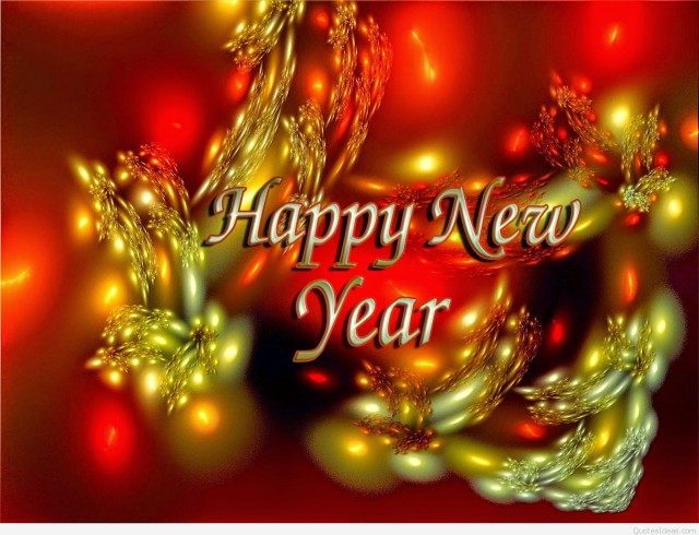New Year Card Design Images-Happy New Year Background Greeting Card Wallpapers-Pictures-11