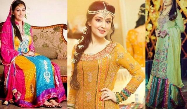 Fashion & Style: New Fashionable Wedding-Bridal-Mehndi ...